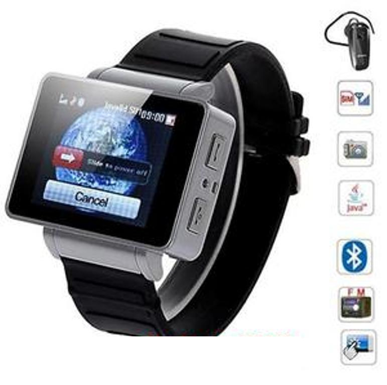 Multifunctional-Watch-Moblie-Phone Top 30 Multifunctional Watches & Their uses