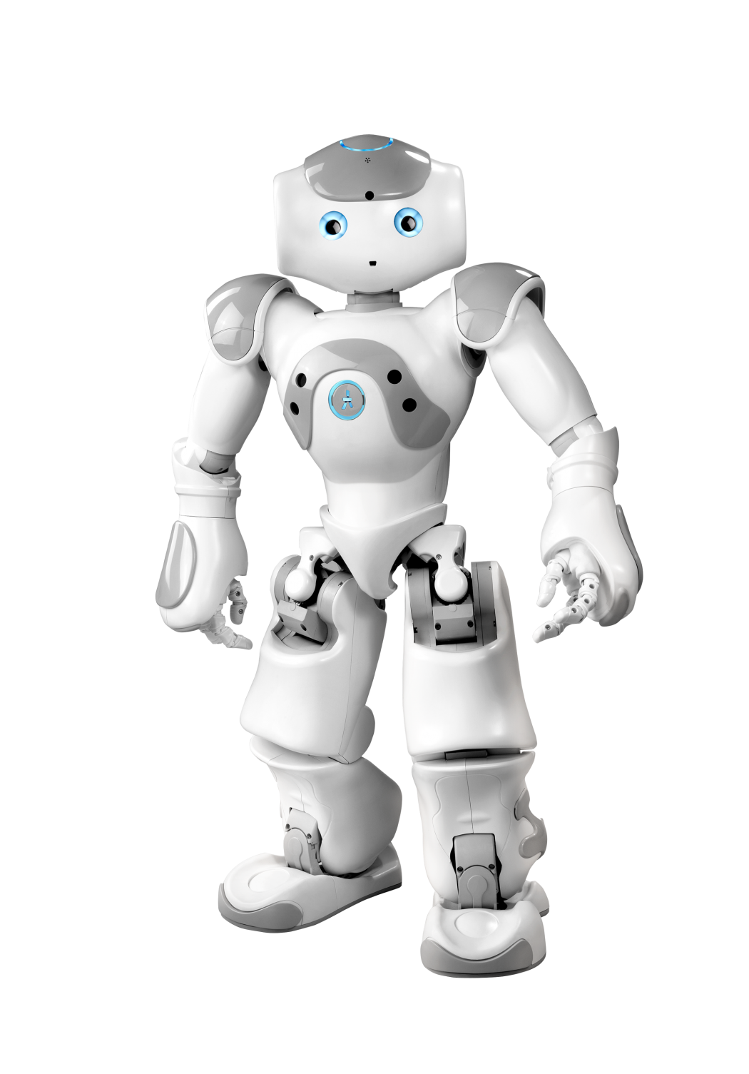 NAO-4_cutout Robot Boy Turned Fiction to Reality