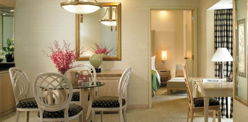One-bedroom-Suite Traders Hotel: A Wonderful and Luxurious Hotel in Singapore