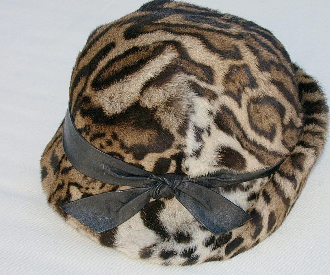 Ozelot_fur_hat_2 Best 10 Ideas for Choosing Winter Gifts