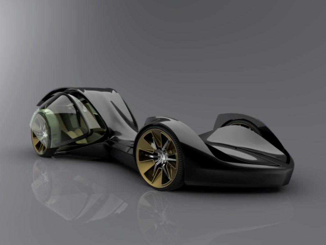PaulHowsesEnigmacardesignofthefuture The Most Stylish 25 Futuristic Cars