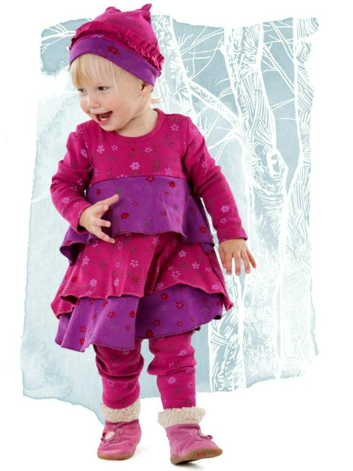 Peekaboo Winter Outfits For Kids