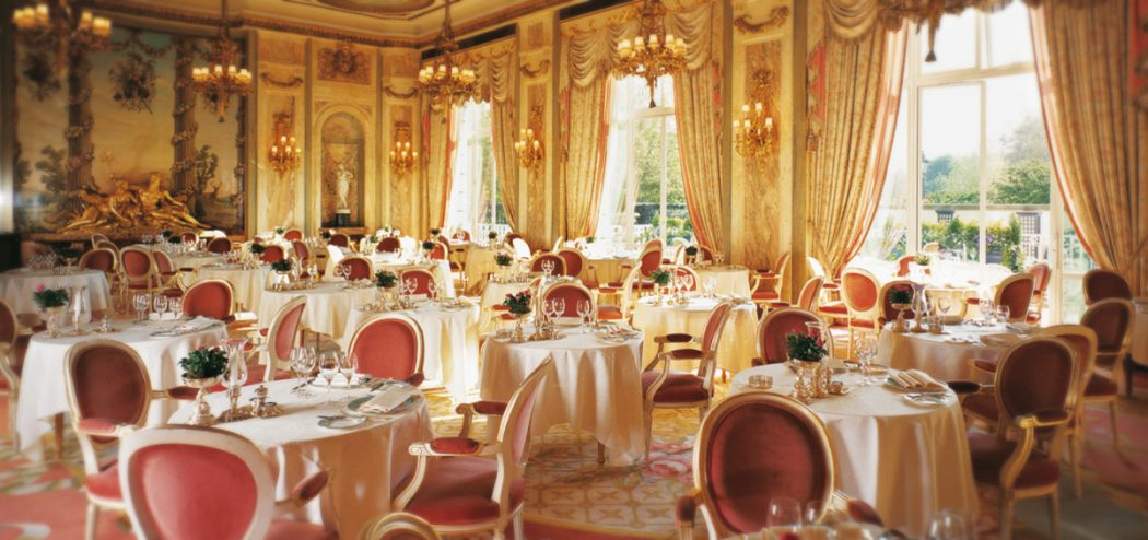 Ritz-Hotel-Restaurant George Hotel Edinburgh: Hidden Facts