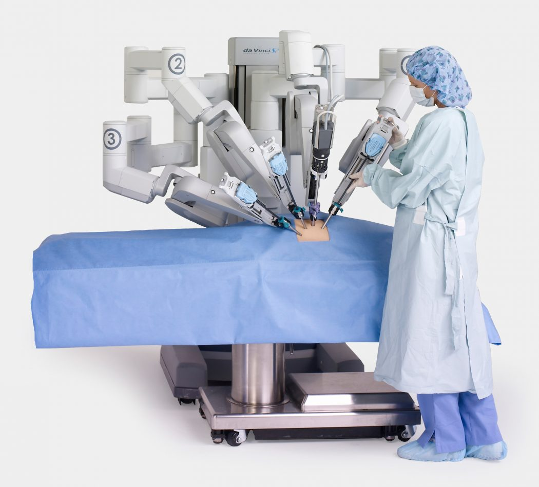 Robotic_Surgery_Da_Vinci_Robot 7 Newest Robot Generations and Their Uses