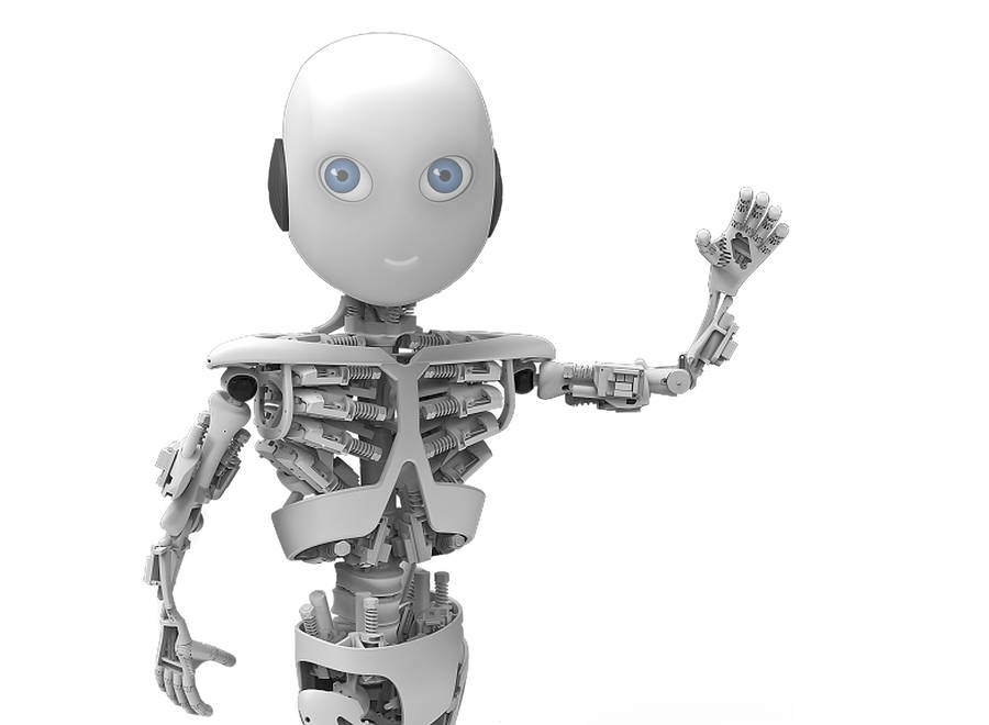 Roboy Robot Boy Turned Fiction to Reality