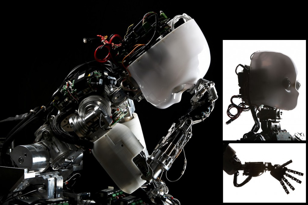 Roboy1 Robot Boy Turned Fiction to Reality