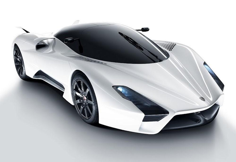 SSC-Tuatara The Most Stylish 25 Futuristic Cars