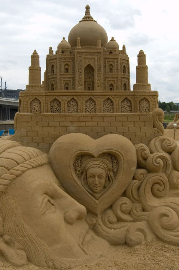 Sand-Sculptures-42 The Best 10 Videos and 30 images for Sand Art