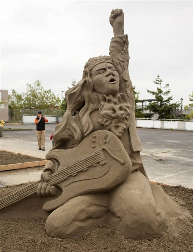 SandSculptureArtWorkAtItsBest_24 The Best 10 Videos and 30 images for Sand Art