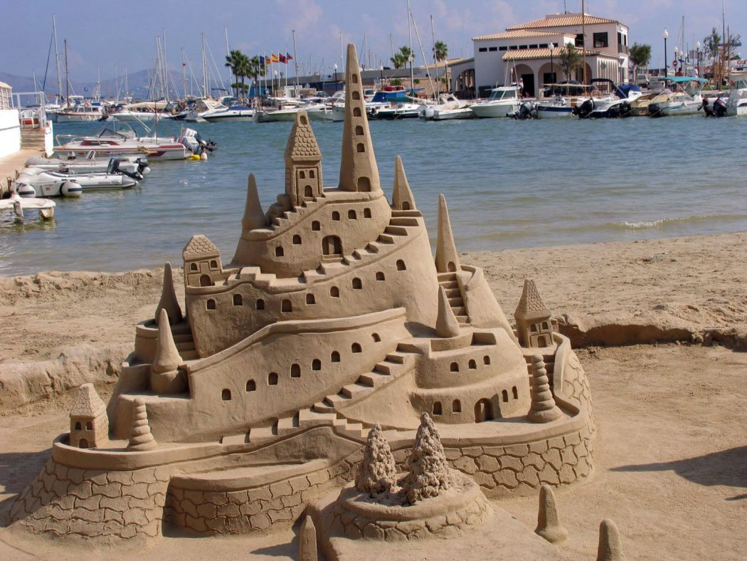 Sand_castles The Best 10 Videos and 30 images for Sand Art