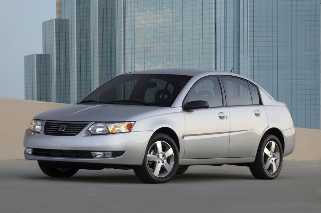 Saturn-Ion. Top 30 Eco Friendly Cars