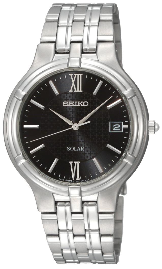 Seiko_Solar_Powered_SNE027P1_original Most 35 Stylish Solar Powered Timepieces