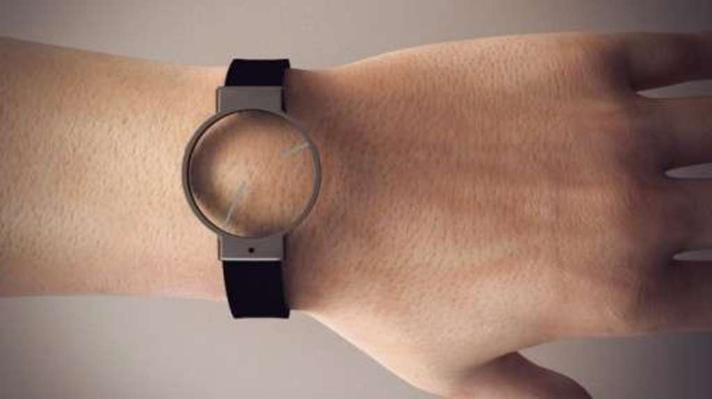 Simple-Invisible-Timepieces The Most 10 Transparent Watches in The World