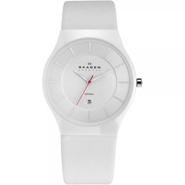 Skagen-Mens-White-Mesh-Strap-Watch The World's 15 Thinnest Watches