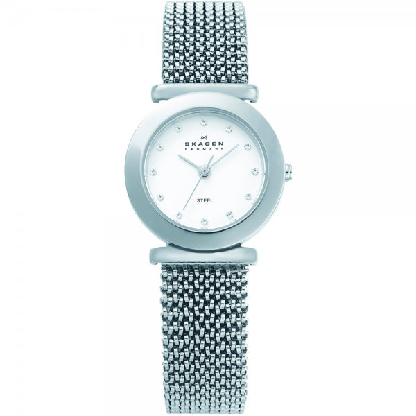 Skagen-Womens-Silver-Expander-Mesh-Bracelet-Watch The World's 15 Thinnest Watches