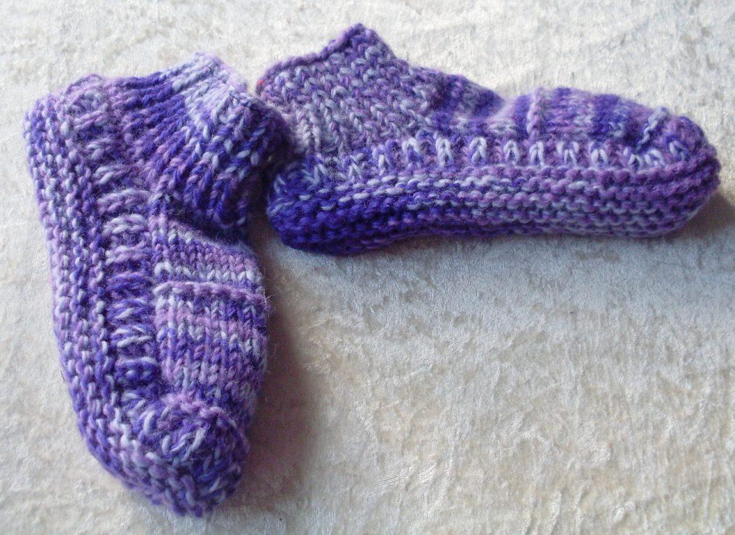 Slippers_Purple Best 10 Ideas for Choosing Winter Gifts