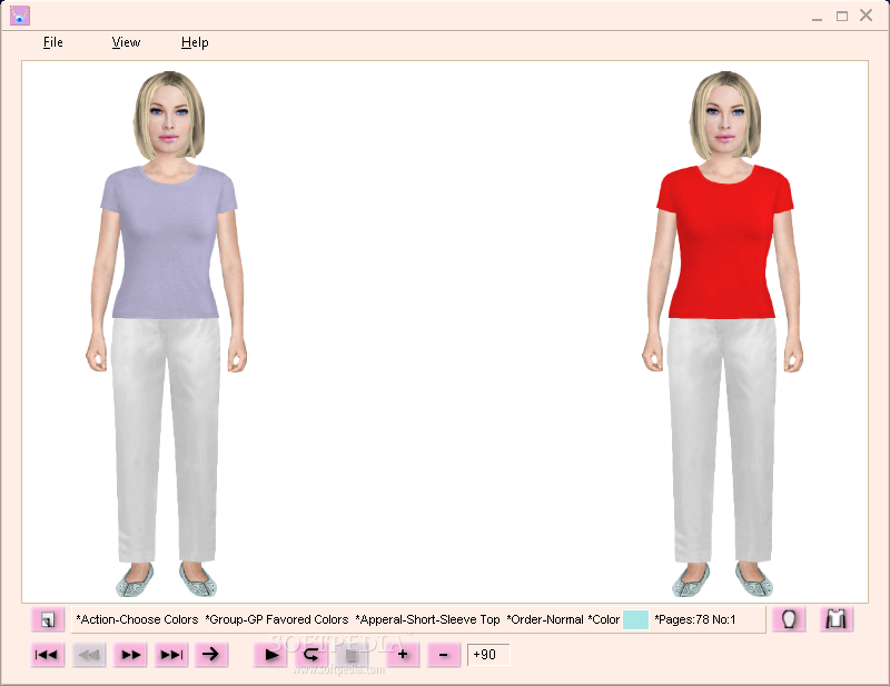 SmartLook-Dress_2 You Can Try Clothes on Without Wearing Them Using That Software?