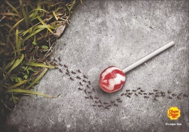 Sugar-Free-Chuppa-Chups-Ad-candy-76785_400_280 23 Funniest Print Ads