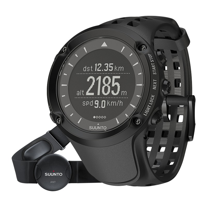Suunto-Ambit-HR-Multifunction-Watch Top 30 Multifunctional Watches & Their uses