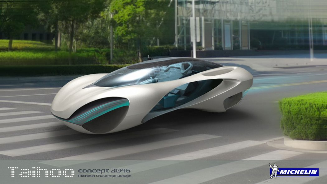 Taihoo-Car-Concept-2046 The Most Stylish 25 Futuristic Cars