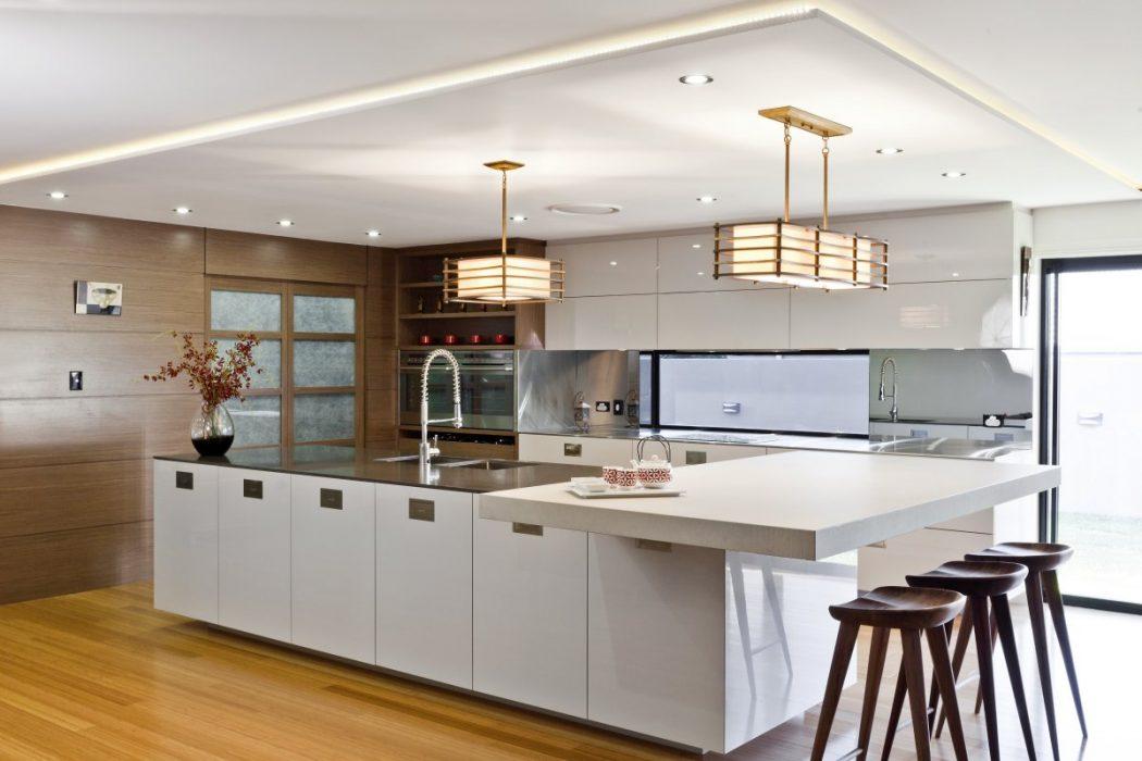 The-Blending-Japanese-Australian-Modern-Simplicity-Kitchen-Design-1 15 Creative Kitchen Designs