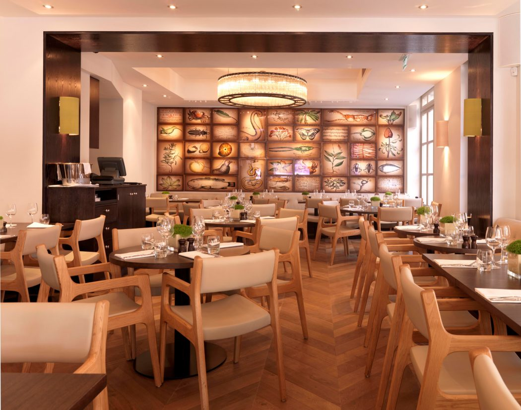 The_Botanist_restaurant_1 Top 10 Most Inspiring Restaurant Interior Designs in The World