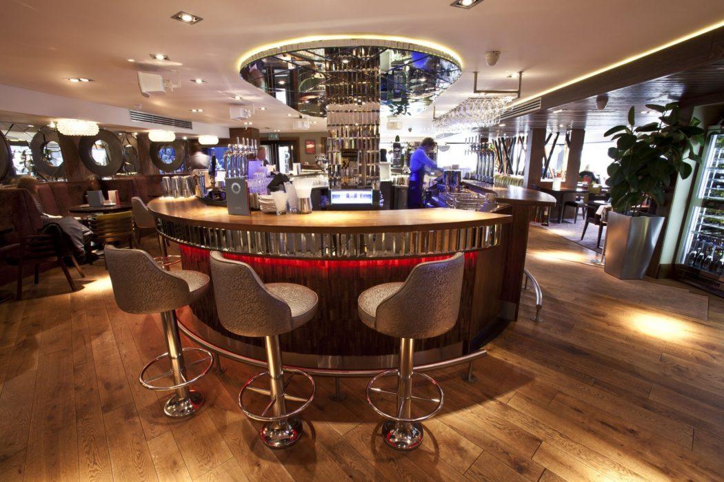 Thr3Design-5_1-e1320786104902 Top 10 Most Inspiring Restaurant Interior Designs in The World