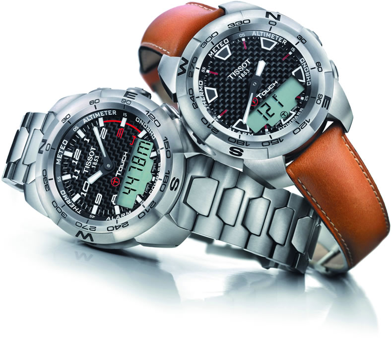 Tissot-TTouch-Expert Most 35 Stylish Solar Powered Timepieces