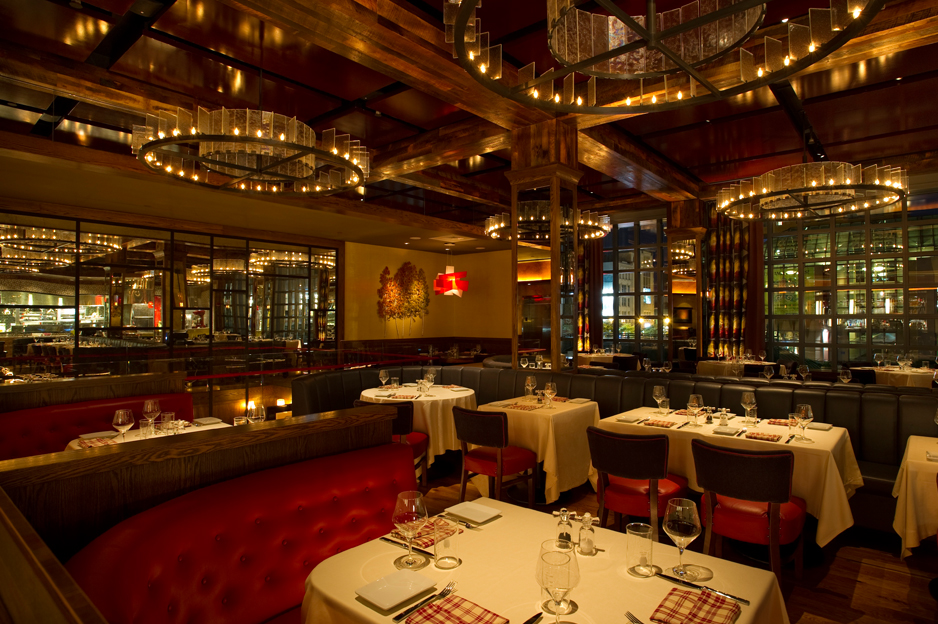 Towne-Stove-Spirit 23 Most Awesome Interior Designs for Restaurants