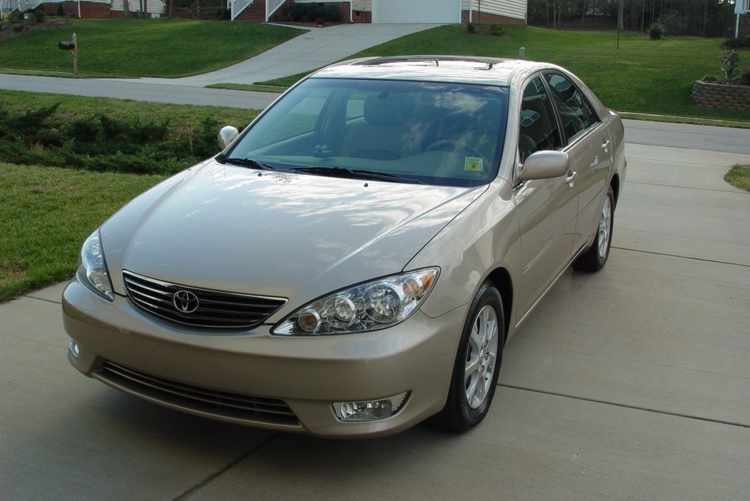 Toyota_Camry Top 30 Eco Friendly Cars