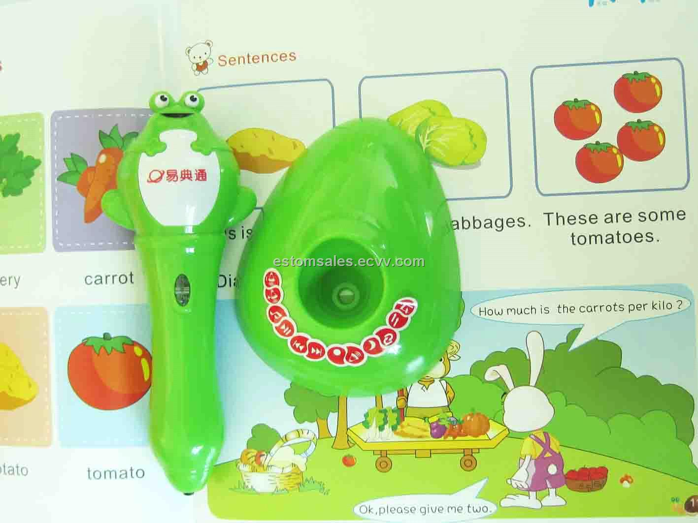 Translator-toys. Surprising and Magical Translator Pens For Readers and Students