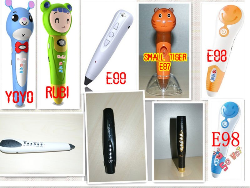 Translator-toys Surprising and Magical Translator Pens For Readers and Students