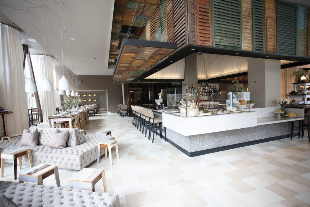 UXUS-designed-Ella-Dining-Room-Bar-02 15 Innovative Interior Designs for Restaurants