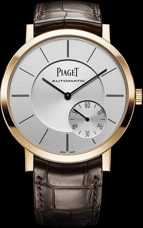 Ultra-Thin-Piaget The World's 15 Thinnest Watches