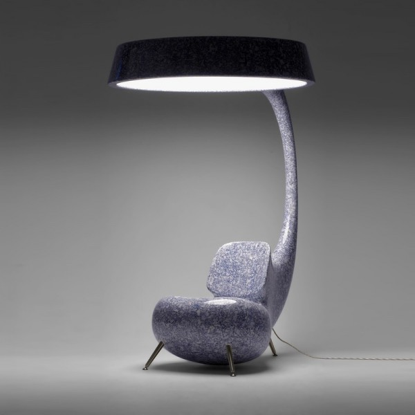 Unique-Chair-with-Big-Lamp-Inspired-by-Anglerfish 30 Most Inspiring Chairs