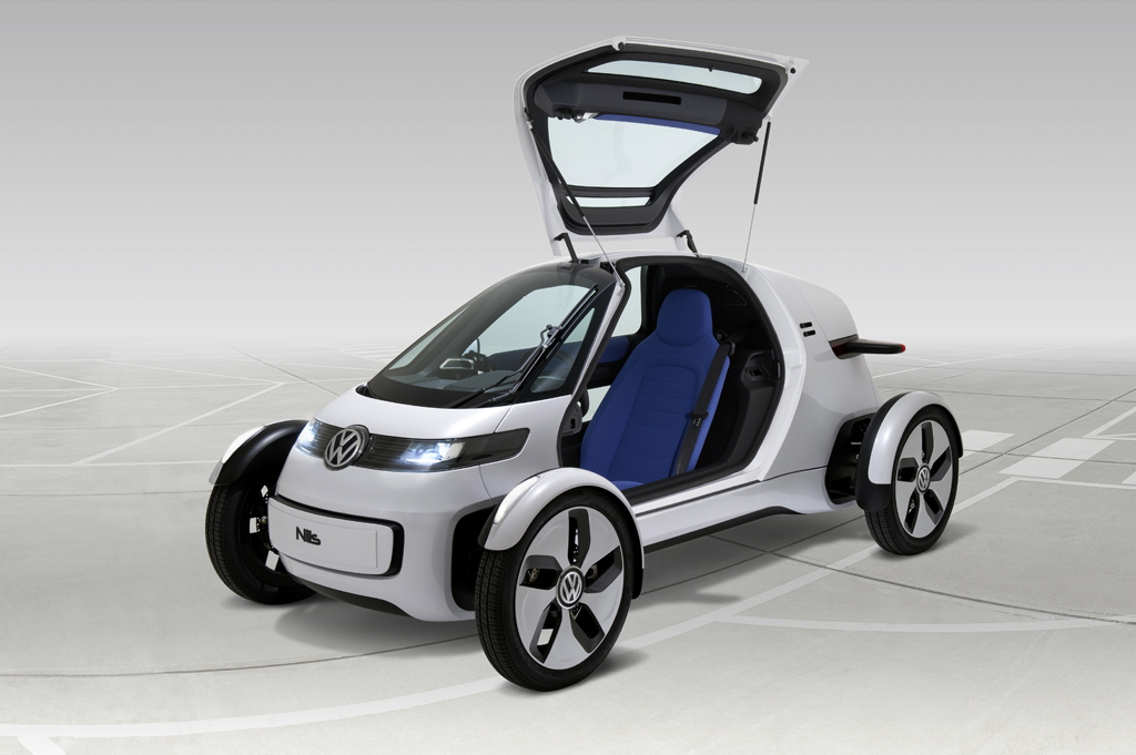 VW_Nils_one-seater The Most Stylish 25 Futuristic Cars