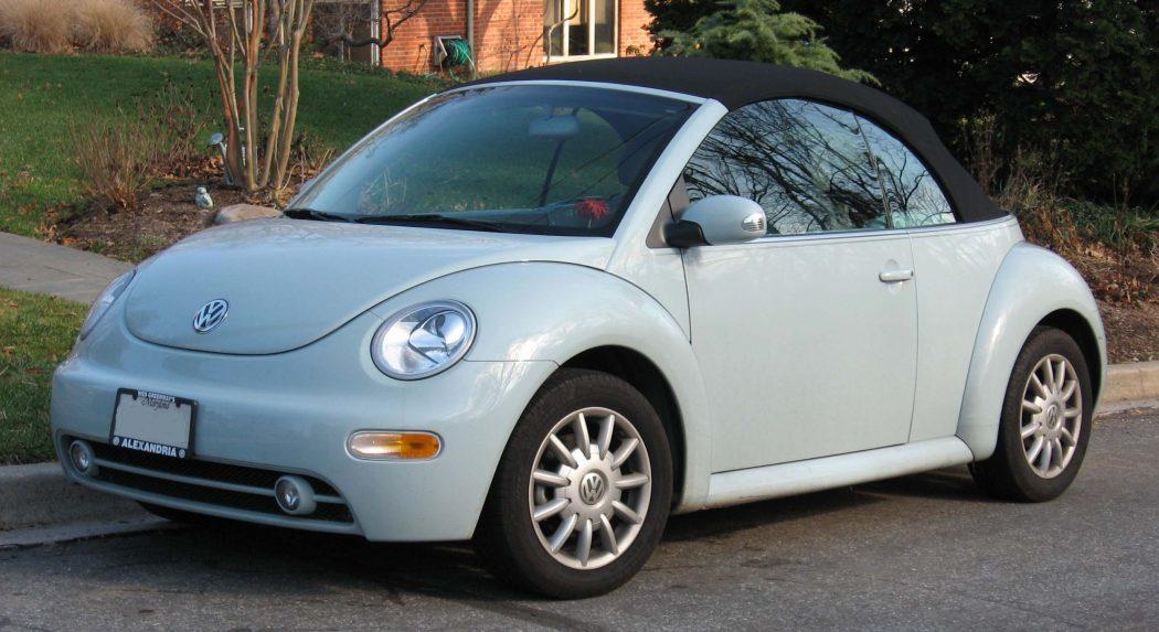 Volkswagen-New-Beetle-Convertible Top 30 Eco Friendly Cars