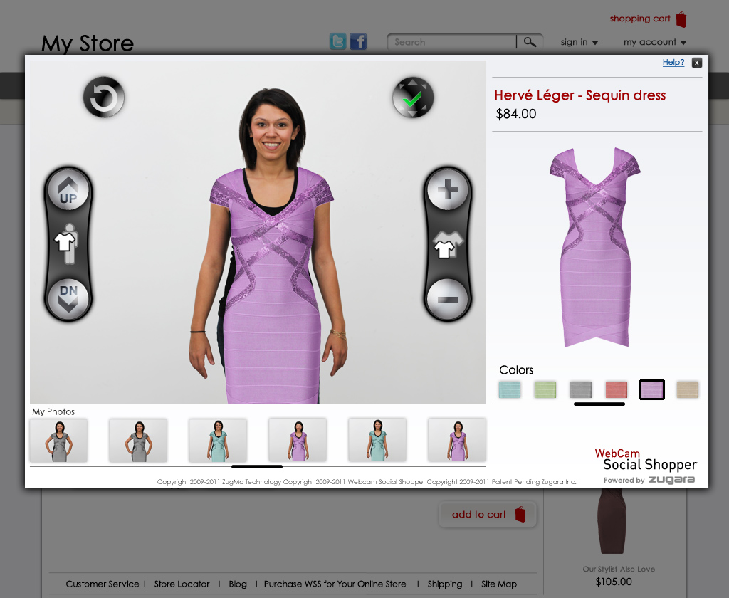 You Can Try Clothes On Without Wearing Them Using That: online clothing design software