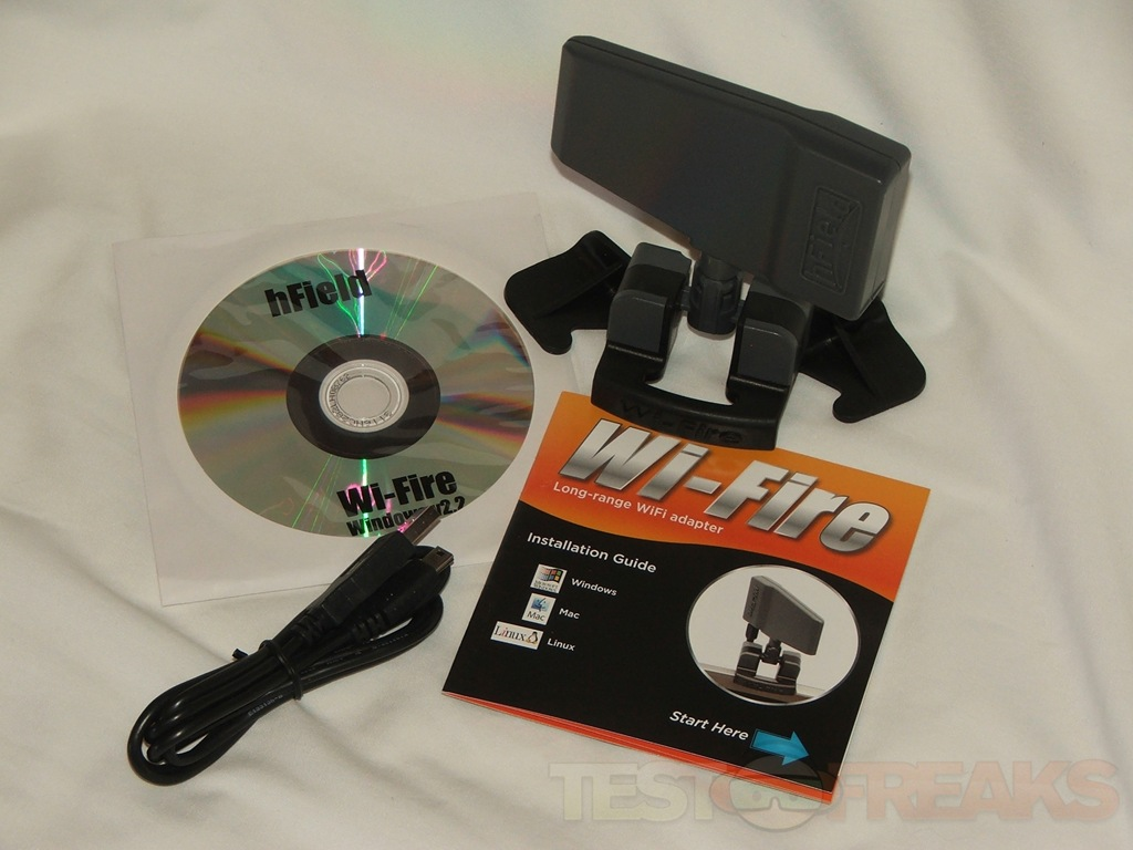 Wi-Fire-Package Wi-Fire Solves The Problem of Weak Signals