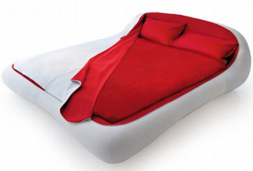 Zip-Bed-6 45 Marvelous Images for Futuristic Furniture