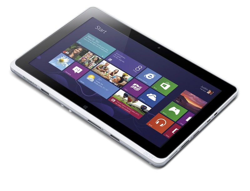 acer-iconia-w510 5 Most Selected Hybrid Laptops