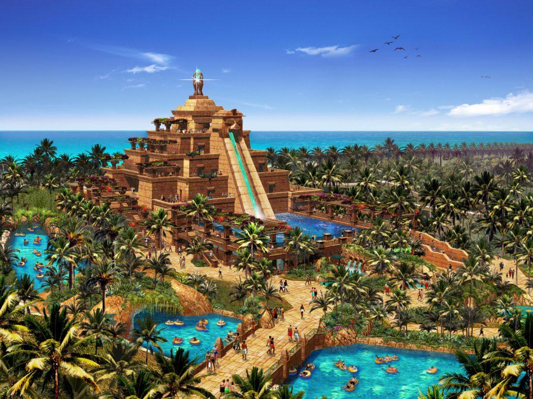 aquaventure_ Why Atlantis Dubai Hotel is My Favorite Between Arab Hotels?