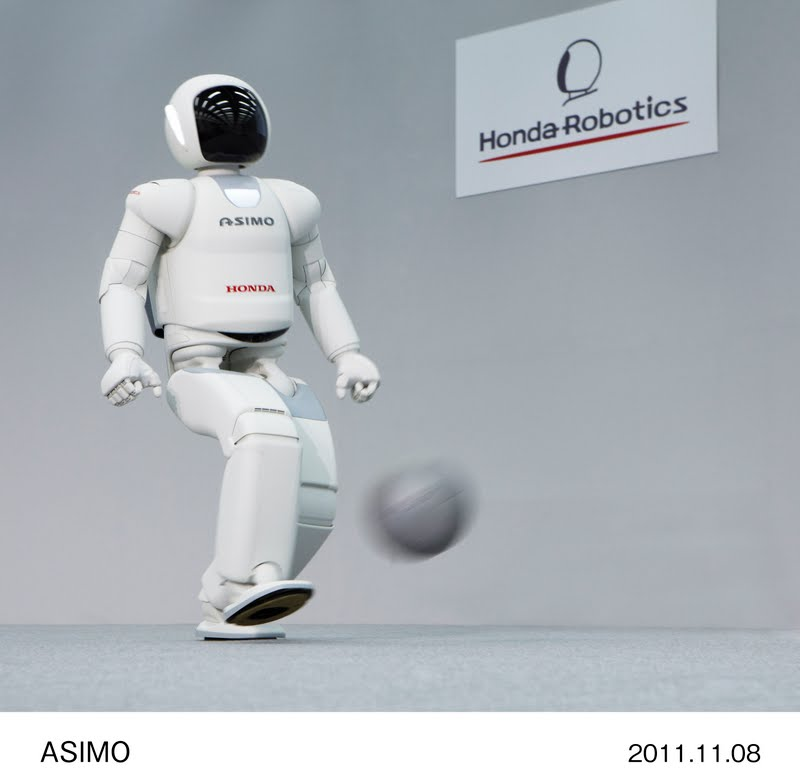 asimo_4 Robot Boy Turned Fiction to Reality