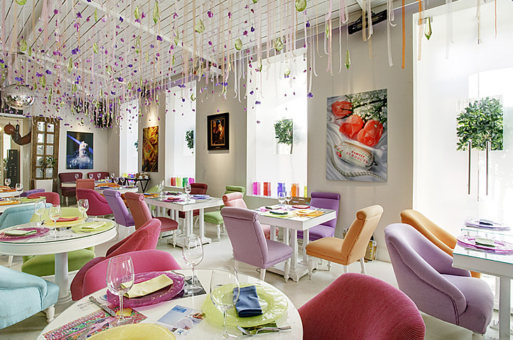 awesome-restaurant-design 23 Most Awesome Interior Designs for Restaurants