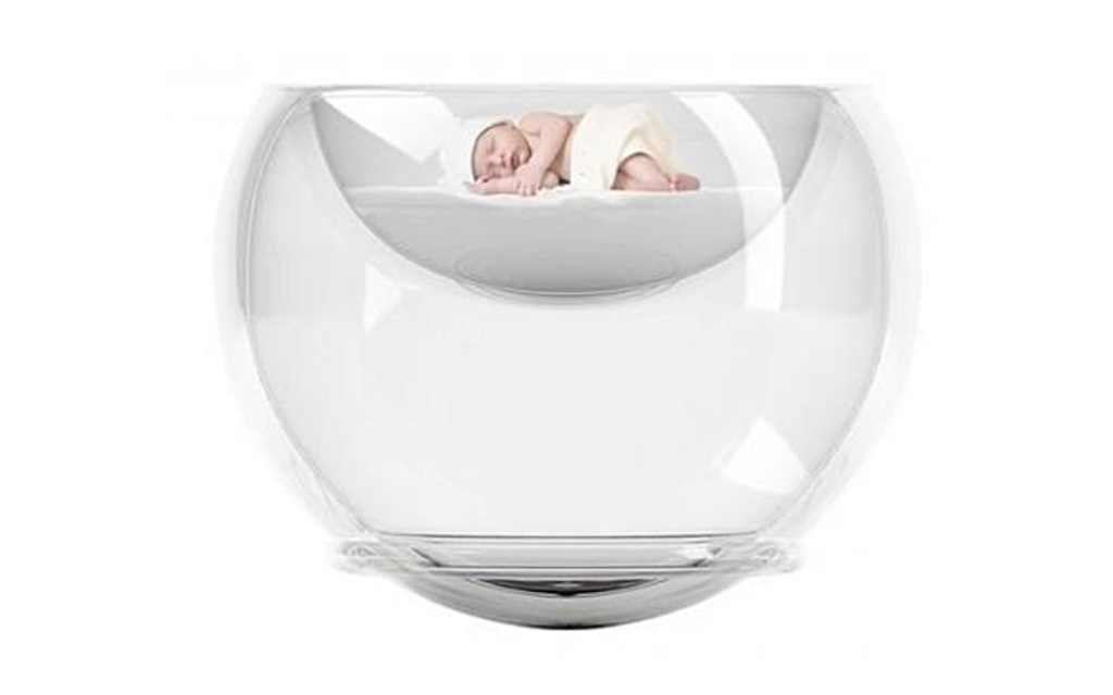 babby-bubble-bed-side-view 45 Marvelous Images for Futuristic Furniture