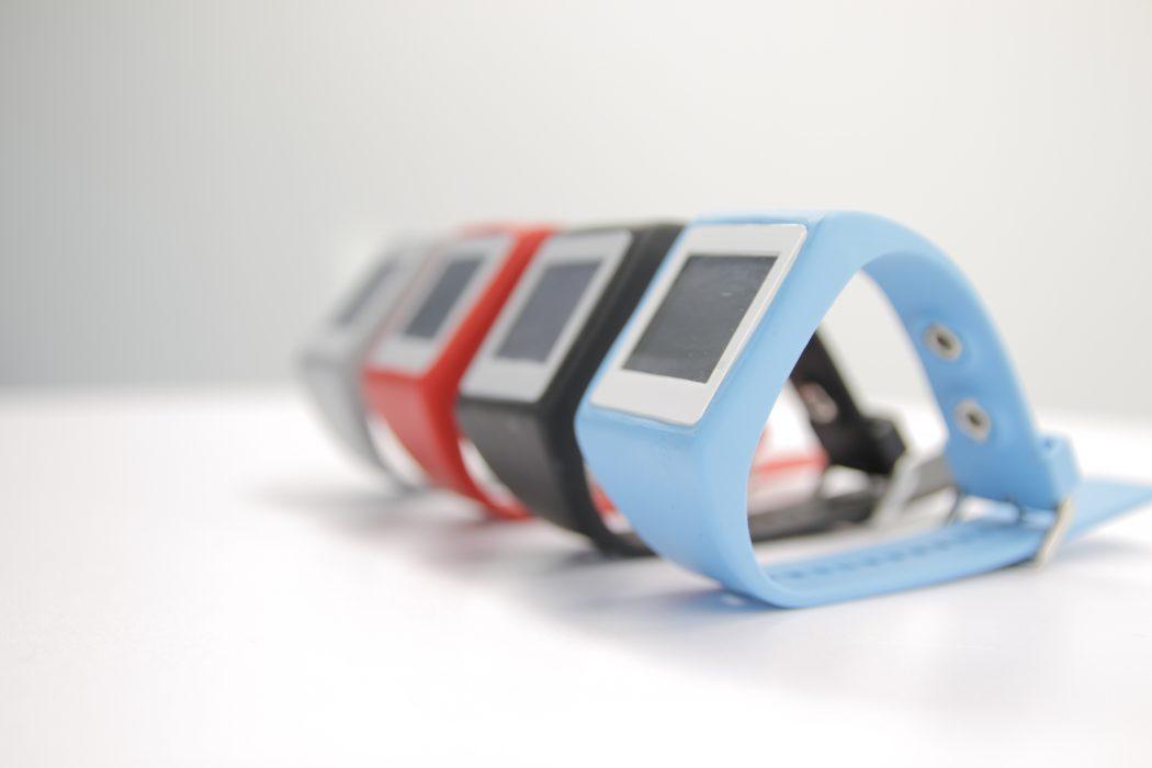 bandu A New Generation of Wristwatches That Detect Stress
