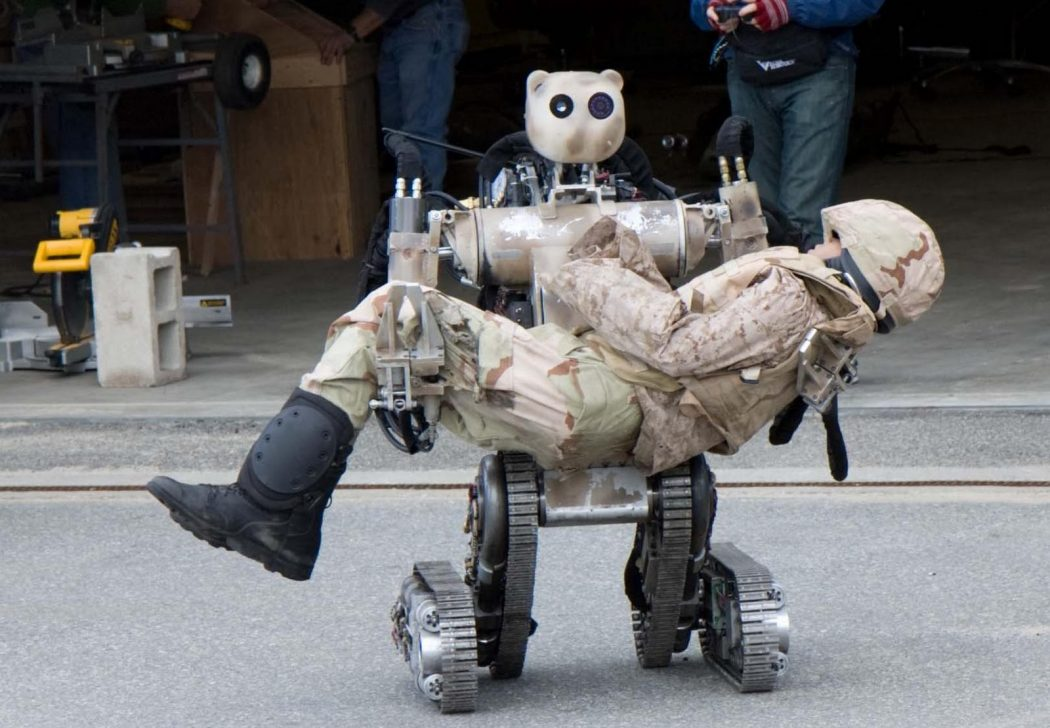bear-robot 7 Newest Robot Generations and Their Uses