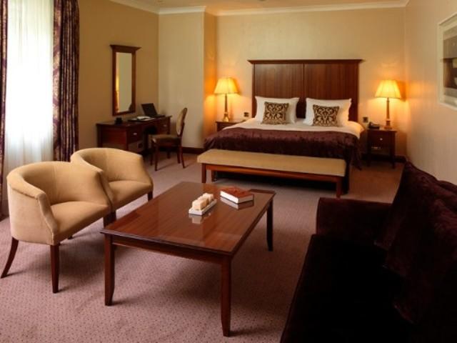 bedroom Bewleys As A Unique Hotel in Dublin