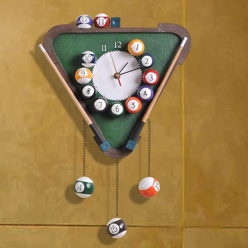 billeard-balls Best 25 Creative Clock Ideas