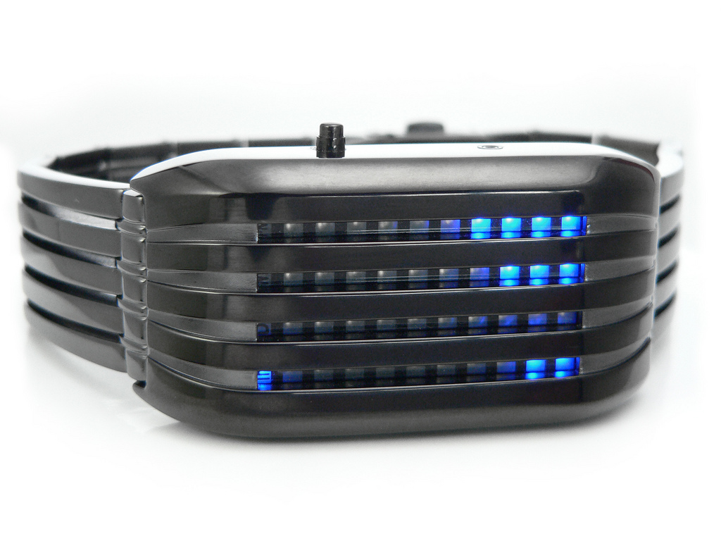 black-blue How Will You Read These Encoded Watches?